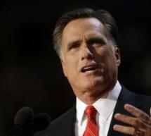 De selectieve filosofie van Romney