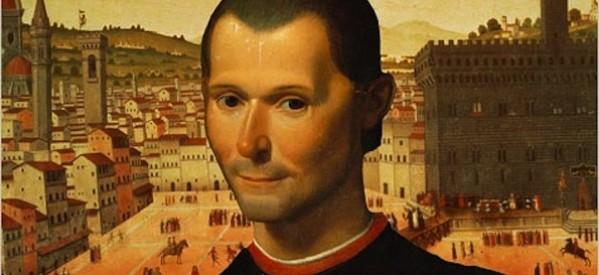 Machiavelli: Niet machiavellistisch genoeg