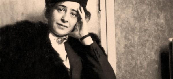 Hannah Arendt: Liefde voor de wereld